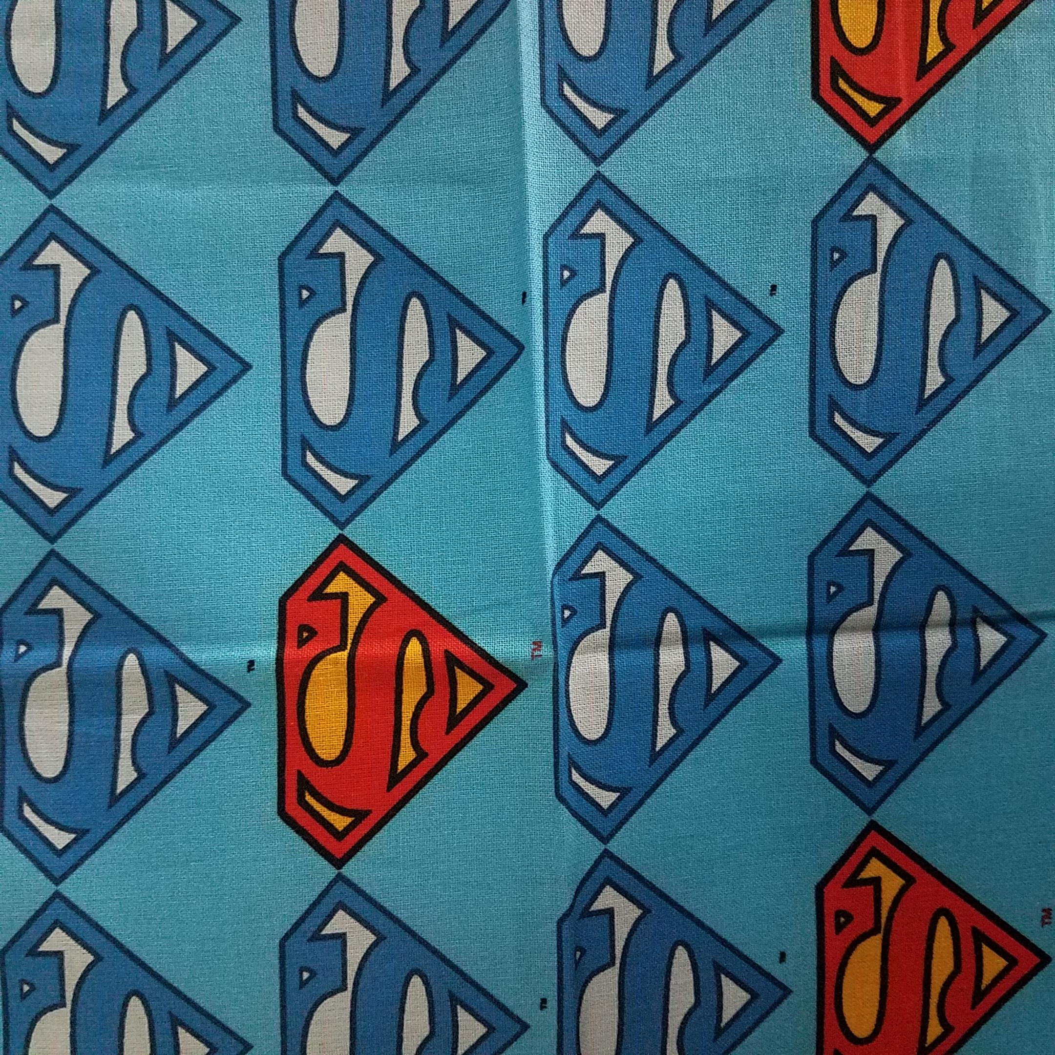 Welding Cap Superman logo - WELDER'S WENCH